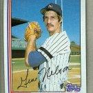 1982 Topps Baseball #373 Gene Nelson Pack Fresh