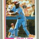1982 Topps Baseball #352 Dick Davis Phillies Pack Fresh