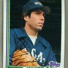 1982 Topps Baseball #328 Ed Farmer White Sox Pack Fresh