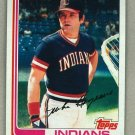 1982 Topps Baseball #310 Mike Hargrove Indians Pack Fresh
