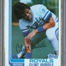 1982 Topps Baseball #297 Clint Hurdle Roylas Pack Fresh