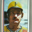 1982 Topps Baseball #295 Jason Thompson Pirates Pack Fresh
