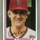 1982 Topps Baseball #262 Doug Bair Cardinals Pack Fresh