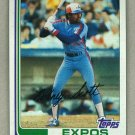 1982 Topps Baseball #259 Rodney Scott Expos Pack Fresh