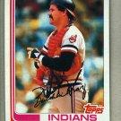 1982 Topps Baseball #258 Bo Diaz Indians Pack Fresh