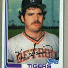 1982 Topps Baseball #238 Kevin Saucier Tigers Pack Fresh
