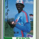 1982 Topps Baseball #227 Ray Burris Expos Pack Fresh