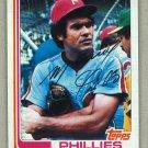 1982 Topps Baseball #220 Manny Trillo Phillies Pack Fresh