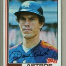 1982 Topps Baseball #218 Dave Roberts Astros Pack Fresh