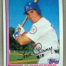1982 Topps Baseball #179 Steve Garvey Dodgers Pack Fresh