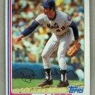 1982 Topps Baseball #178 Dyar Miller Mets Pack Fresh