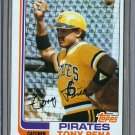 1982 Topps Baseball #138 Tony Pena Pirates Pack Fresh