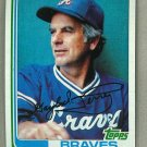 1982 Topps Baseball #115 Gaylord Perry Braves Pack Fresh