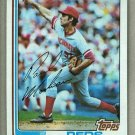 1982 Topps Baseball #97 Paul Moskau Reds Pack Fresh