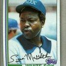 1982 Topps Baseball #85 Lynn McGlothen White Sox Pack Fresh