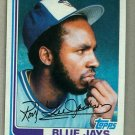 1982 Topps Baseball #71 Roy Lee Jackson Blue Jays Pack Fresh