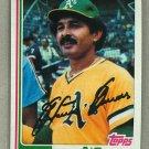 1982 Topps Baseball #60 Tony Armas A's Pack Fresh