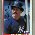 1982 Topps Baseball #45 Rick Cerone Yankees Pack Fresh