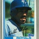 1982 Topps Baseball #35 Willie Aikens Royals Pack Fresh