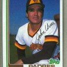 1982 Topps Baseball #28 John Urrea Padres Pack Fresh