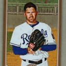 2010 Topps 206 Bronze # 198 David DeJesus Royals - Pack Fresh
