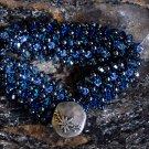 Swarovski Blue's Cuff