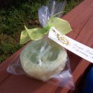 Exfoliating Loofah Lime Soap