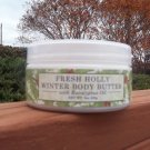 Fresh Holly Body Butter