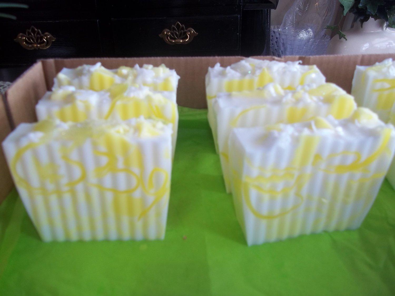 Lemon Butter Bar