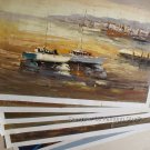 Wholesale lots 7PCS oil paintings-Seascape-24x36""