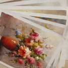 Wholesale lots 8 oil paintings-Impressionism flower-24""