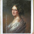 SALE OIL ON CANVAS repro of Franz Xavier Winterhalter