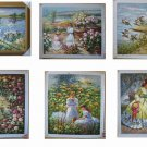 "Wholesale lots of 6 oil paintings-Childrens-20""x24"""