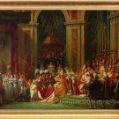 Louis David-Emperor Napoleon Coronation of the Empress