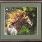 Art sale quality oil paintings Animal-Racehorse-50x60cm