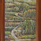 "ORIGINAL OIL PAINTING SIGNED BY Du""landscape Series"""