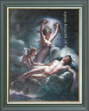 Aurora and Cephalus,1810,Baron Pierre-Narcisse Guérin