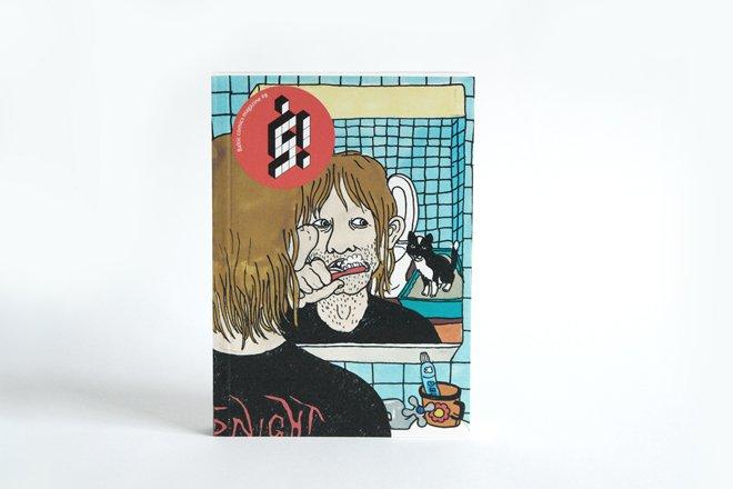 Baltic Comics Anthology Å¡! #8
