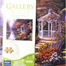 GALLERY SERIES AUTHENTIC WOOD PUZZLE SECRET HIDEAWAY 1000 PIECE PUZZLE
