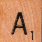 "Scrabble Letter Wood/Wooden Tile ""A"" for replacement or crafts like jewelry or decorations"