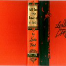 All For The Love Of A Lady by Leslie Ford 1944 VINTAGE