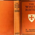 The White Sister by F. Marion Crawford 1911 VINTAGE
