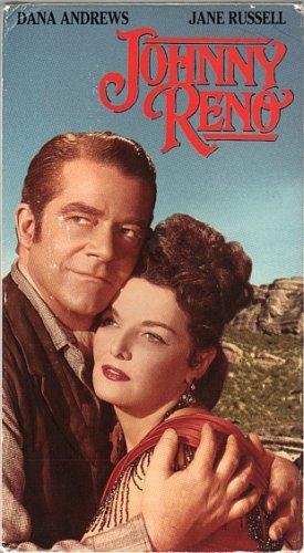Johnny Reno (VHS, 1993) Western Dana Andrews, Jane Russell - Director Springsteen
