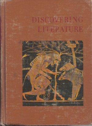 Discovering Literature by Janeway, McFarland, Jewett, Lowey 1968 VINTAGE