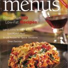 Quick & Easy Menus - Weight Watchers Magazine 1997 More than 130 Low-Fat Recipes