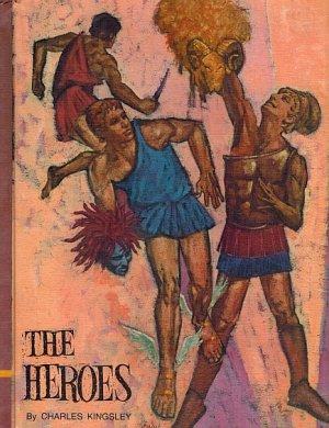 The Heroes HB 1968 by Charles Kingsley: Perseus/Argonauts/Teseus/Heracles-Illustrated classic press