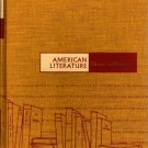 American Literature, Themes and Writers by G. Robert Carlsen 1967 VINTAGE