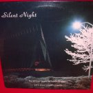 United States Air Force Academy-Catholic Cadet Choir Silent Night LP Record Christmas VINTAGE