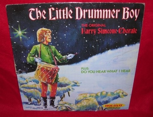 The Little Drummer Boy Christmas Harry Simeone Chorale