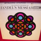 Handel's Messiah~Complete Recording~London Philharmonic Orchestra/Choir LP 33⅓